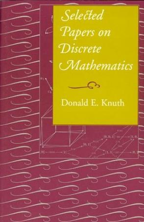 Selected Papers on Discrete Mathematics (Center for the Study of Language and Information - Lecture Notes)