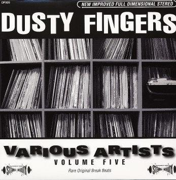 Dusty Fingers Collection Volume 5