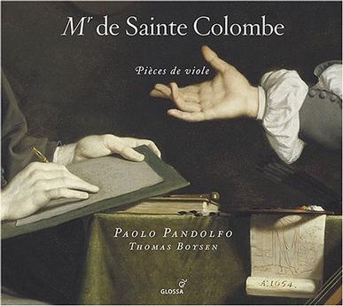 Sainte-Colombe: Pieces de Viole