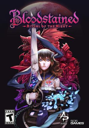 血污:夜之仪式 Bloodstained: Ritual of the Night