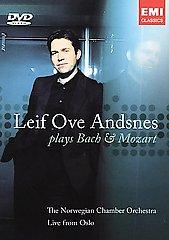 Leif Ove Andsnes plays Bach and Mozart