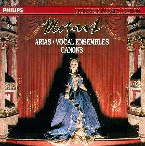Mozart: Arias, Vocal Ensembles, Canons [Box Set]