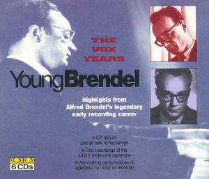 Young Brendel: The Vox Years [Box Set]