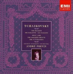 Tchaikovsky: The Ballets / André Previn