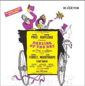 Darling Of The Day (1968 Original Broadway Cast)