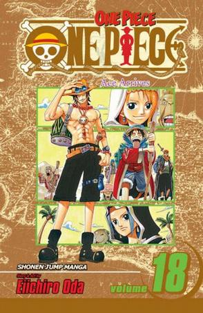 《One Piece, Volume 18》txt,chm,pdf,epub,mobi電子書下載