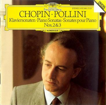 Chopin Piano Sonata No. 2 & 3