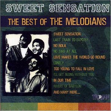 The Melodians - Rivers Of Babylon / Sweet Sensation
