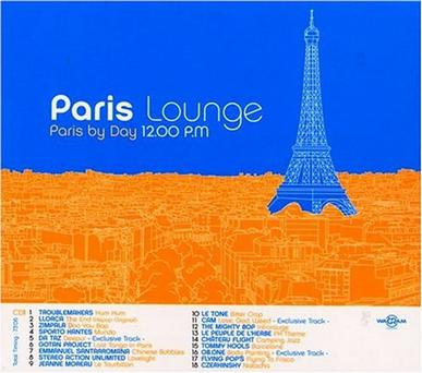 Paris Lounge, Vol. 1