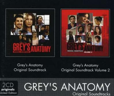 Vol. 1-2- Grey's Anatomy (OST)