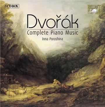 Dvořák: Complete Piano Music