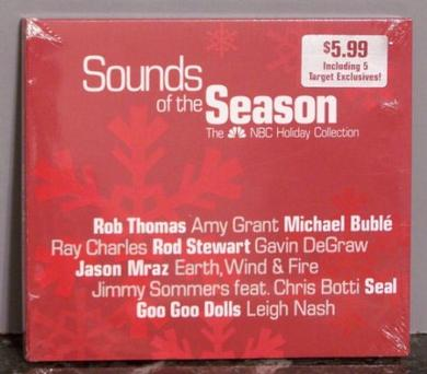 Sounds of the Season: The NBC Holiday Collection 2005 Target Exclusive