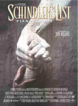 Schindler's List Piano Solos