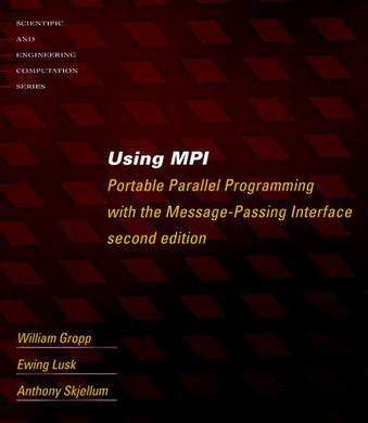 Using MPI - 2nd Edition