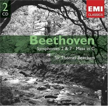 Beethoven: Symphonies Nos. 2 & 7; Mass in C