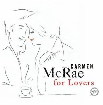 Carmen McRae for Lovers