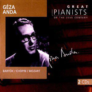 Geza Anda - Great Pianists of the 20th Century