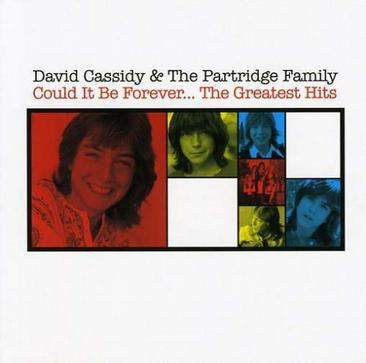 David Cassidy Partridge Family Could be forever The Greatest Hits