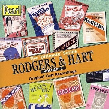Ultimate Rodgers & Hart, Vol. 2