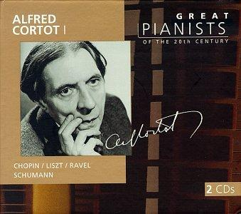 Alfred Cortot Plays Chopin, Liszt, Ravel, Schumann - Great Pianists of the 20th Century
