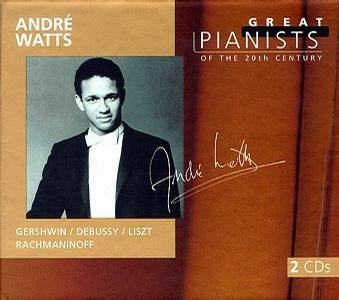 André Watts - Great Pianists of the 20th Century, Vol.96