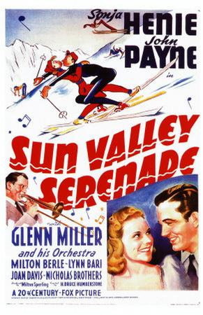 太阳谷小夜曲 Sun Valley Serenade 1941