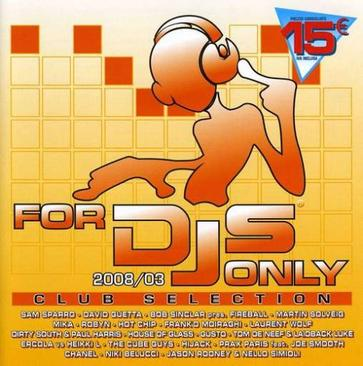 Various Artists - For DJS Only 2008, Vol. 3: Club Selection