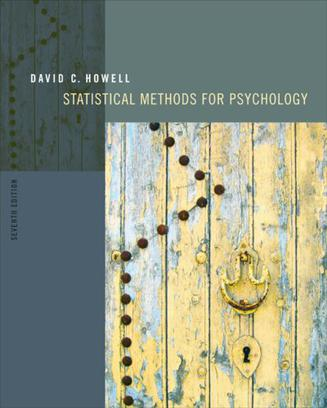 《Statistical Methods for Psychology》txt,chm,pdf,epub,mobi電子書下載
