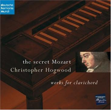 Secret Mozart (Hogwood)