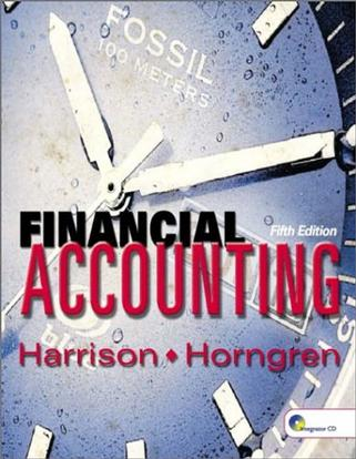 Financial Accounting & Integrator Student CD Package, Fifth Edition