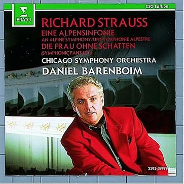 Daniel Barenboim - Richard Strauss