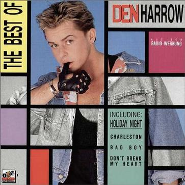 The Best of Den Harrow