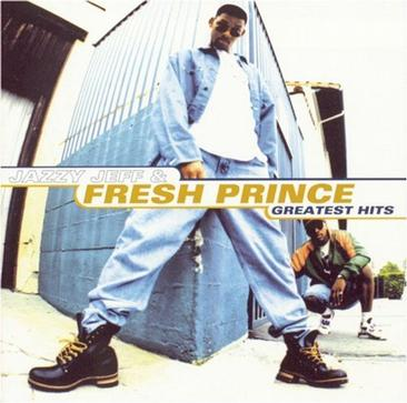 Jazzy Jeff & The Fresh Prince - Greatest Hits