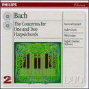 Bach: The Concertos for One and Two Harpsichords