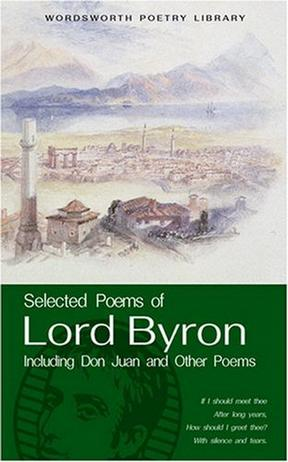 Selected Poems of Byron