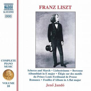 Liszt: Piano Music Vol. 10
