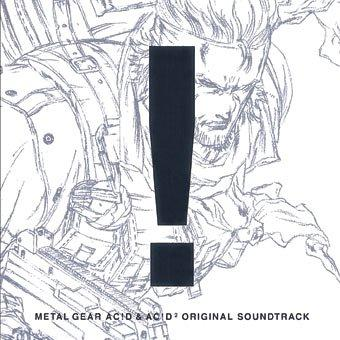 Metal Gear Acid & Acid 2 Original Soundtrack