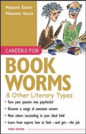 Careers for Bookworms & Other Literary Types, 3rd Edition