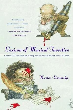 lexicon of musical invective