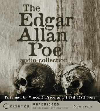 Vincent Price... - Edgar Allan Poe Audio Collection