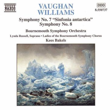 Vaughan Williams - Symphonies Nos. 7 & 8