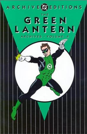 The Green Lantern Archives, Vol. 4 (DC Archive Editions)