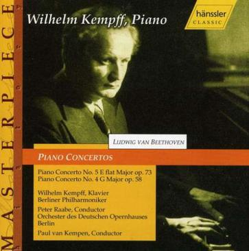 Beethoven: Piano Concertos No. 4 & 5