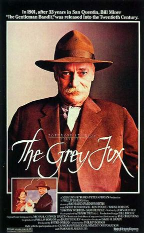 灰狐 The Grey Fox 1982