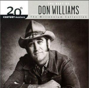 20th Century Masters - The Millennium Collection: The Best of Don Williams, Vol. 1