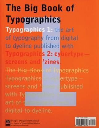The Big Book of Typographics 1 & 2