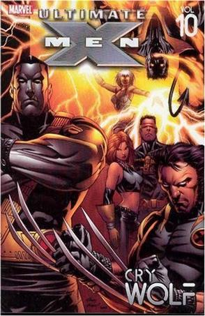 Ultimate X-Men Vol. 10