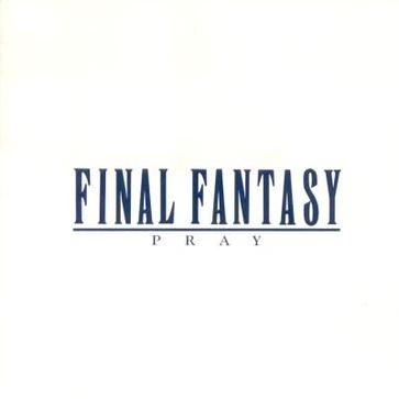 Final Fantasy pray