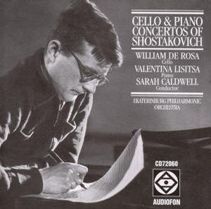 Cello & Piano Concertos of Shostakovich