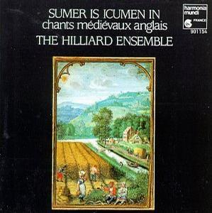 Sumer Is Icumen In / English Medieval Songs
